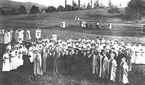 Mohawk Trail Pageant 1914