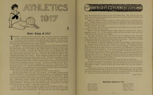 Click to  read Agnes's full account of the 1917 team.