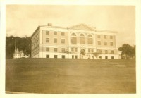North Adams Normal School, c. 1915.