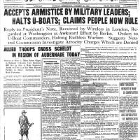 October 21, 1918.